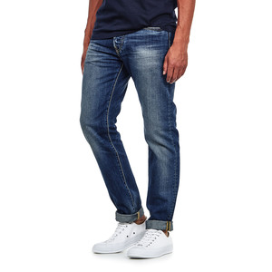 Edwin - ED-80 Slim Tapered Pants Deep Blue Denim, 11.8 oz