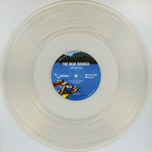 Beat Broker, The - Extended Away Water Clear Vinyl Edition