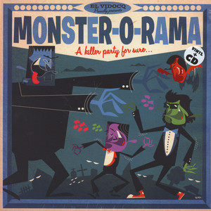 V.A. - Monster-O-Rama