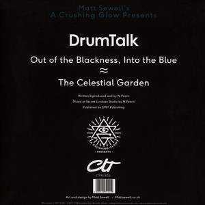Drumtalk - Out Of The Blackness, Into The Blue