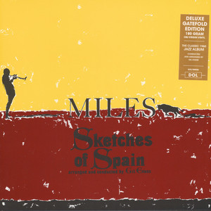 Miles Davis - Sketches Of Spain Gatefold Sleeve Edition