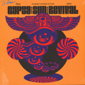 Gypsy Sun Revival - Journey Outside Of Time Blue Vinyl Edition