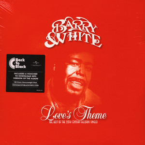 Barry White - Love's Theme: Best Of The 20th Century Singles