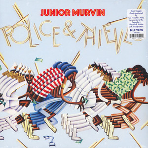 Junior Murvin - Police & Thieves Blue Vinly Edition