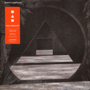 Preoccupations - New Material Colored Vinyl Edition