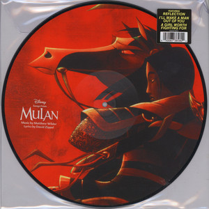 V.A. - OST Songs From Mulan Picture Disc Edition