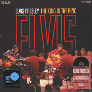 Elvis Presley - The King In The Ring (1968 Acoustic Set)