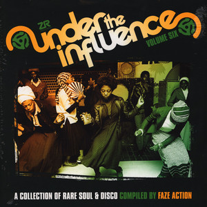 V.A. - Under The Influence Volume 6 - Compiled by Faze Action