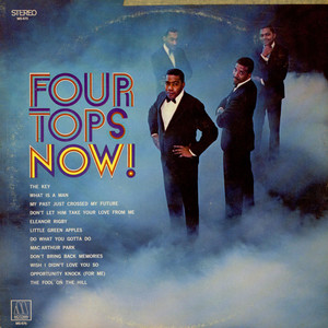 Four Tops - Four Tops Now!