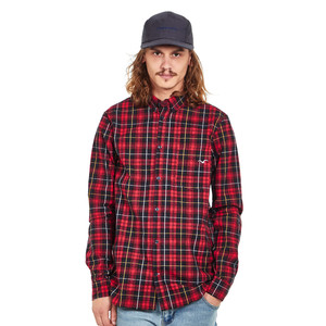 Cleptomanicx - Plaid 3 Shirt
