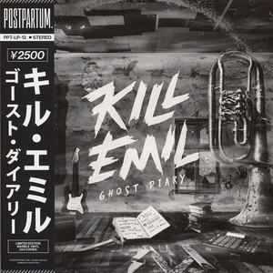 Kill Emil - Ghost Diary Colored Vinyl Edition