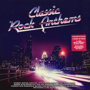 V.A. - Classic Rock Anthems