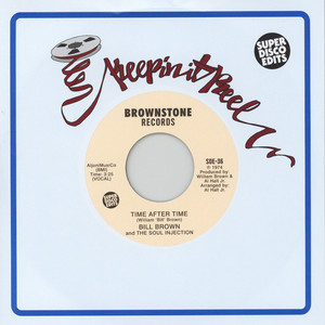 Bill Brown & The Soul Injection - Time After Time / Instrumental