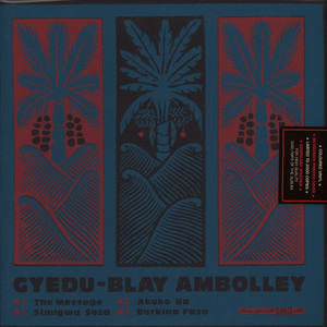 Gyedu-Blay Ambolley - Gyedu-Blay Ambolley Colored Vinyl Edition