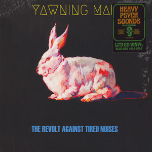 Yawning Man - The Revolt Against Tired Noises Colored Vinyl Edition