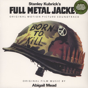 V.A. - OST Stanley Kubrick's Full Metal Jacket Dark-Green Vinyl Edition