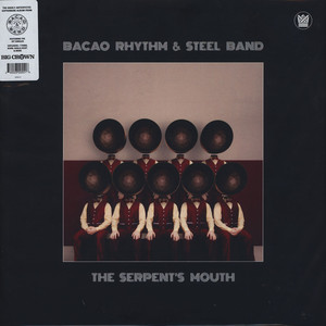 Bacao Rhythm & Steel Band - The Serpent's Mouth HHV Green Vinyl Edition