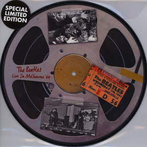 Beatles, The - Live In Melbourne 1964 Picture Disc Edition