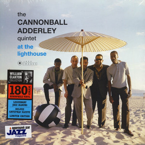 Cannonball Adderley Quintet - At The Lighthouse Gatefold Sleeve Edition