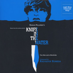 Krzysztof Komeda - OST Knife In The Water Colored Vinyl Edition