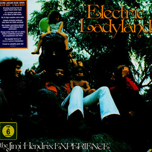 Jimi Hendrix Experience, The - Electric Ladyland - 50th Anniversary Deluxe Edition
