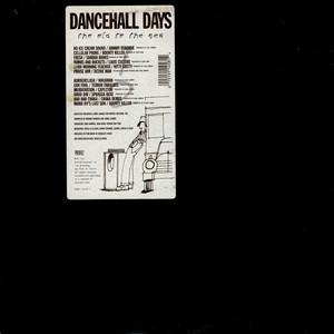 V.A. - Dancehall Days: The Old To The New