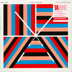 Touche Amore - 10 Years/1000 Shows-Live At The Regent Theatre Colored Vinyl Edition