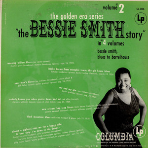 Bessie Smith - The Bessie Smith Story - Volume 2