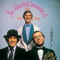 Giles, Giles, & Fripp - The Cheerful Insanity Of…
