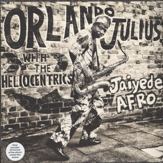 Orlando Julius & The Heliocentrics - Jaiyede Afro