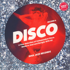 Soul Jazz Records Presents - Disco: A Fine Selection of Independent Disco, Modern Soul and Boogie 1978-82 - LP 1