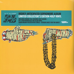 Run The Jewels (El-P + Killer Mike) - Run The Jewels 2 Deluxe Edition
