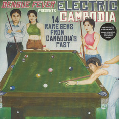 V.A. - Dengue Fever presents Electric Cambodia