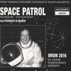 Peter Thomas & Mocambo Astronautic Sound Orchestra - Space Patrol Orion 50th Anniversary Version