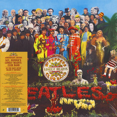 Beatles,The - Sgt. Pepper's Lonely Hearts Club Band 50th Anniversary Edition