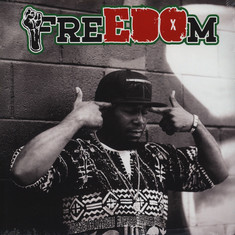 Ed O.G - FreEDOm Black Vinyl Edition