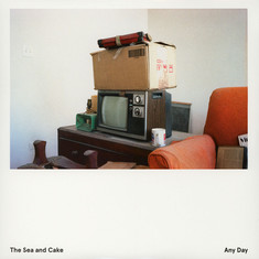 Sea And Cake, The - Any Day Black Vinyl Edition