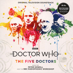 Peter Howell - OST Doctor Who: The Five Doctors