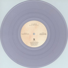 Efdemin - Wrong Movements Clear Vinyl Edition