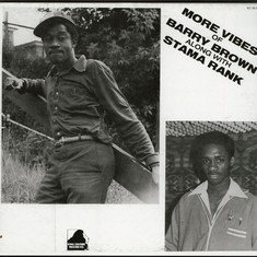 Barry Brown & Stamma Rank - More Vibes Of Barry Brown