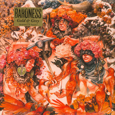 Baroness - Gold & Grey