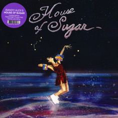 Sandy Alex G - House Of Sugar Purple Vinyl Ediiton