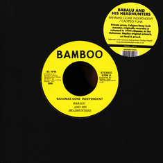 Babalu & His Headhunters - Bahamas Gone Independent / Calypso Funk